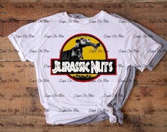 Jurassic Nuts (DIGITAL DOWNLOAD)