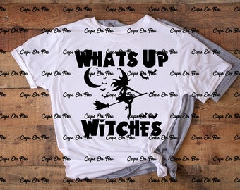 What's Up Witches (DIGITAL DOWNLOAD)