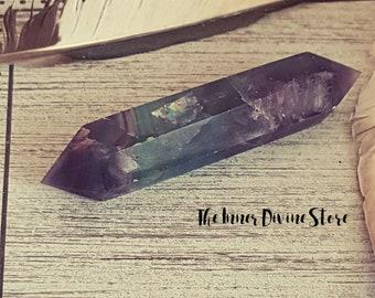 Fluorite Point Gemstone