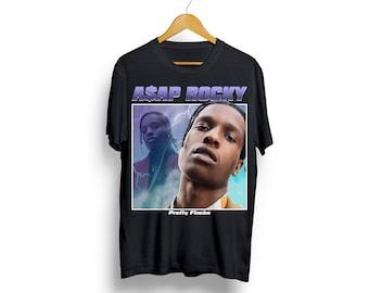 d3577fecafd Asap Rocky Black Tshirt- Limited Edition