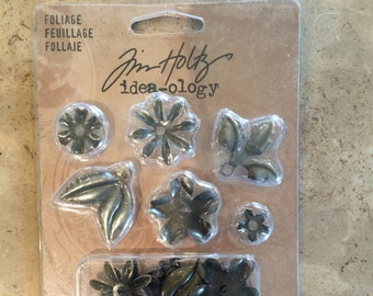 Tim Holtz Idea-ology Foliage Set