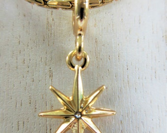 Gold Neck chain w/Peace-Love-Joy,Star,Rose Pineapple Charm,choice of 1 Slide charm,Rose Ball,Pineapple,Gold lobster claw,Choose chain length
