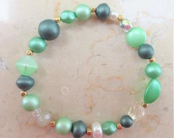 CRYSTAL/GLASS Bracelet