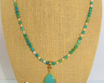 Peruvian Opalina Bead,Necklace Opal,Seafoam Green Chalcedony,Chalcedony Pendant,Faceted Beads & Teardrop,Gemstone Beads,White Natural Pearls