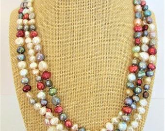 PEARL Necklace/Pendants
