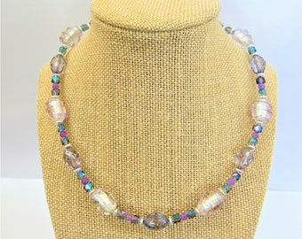 CRYSTAL/GLASS Necklace