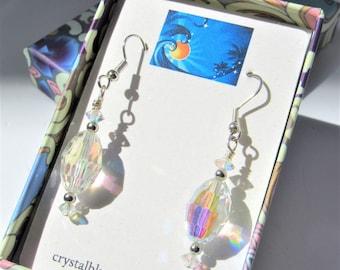 CRYSTAL/GLASS  Earrings