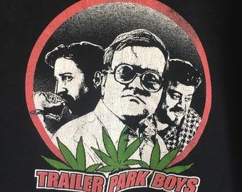 Trailer Park Boys Tshirt XXL (Black)