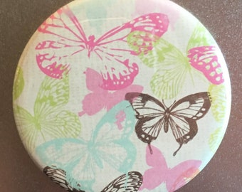 Pastel Buttefly Magnet