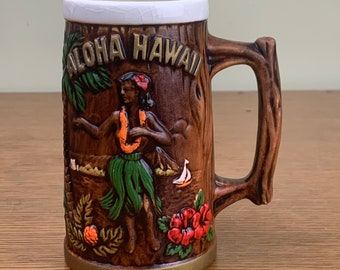 Hawaii Hula Girl Etsy