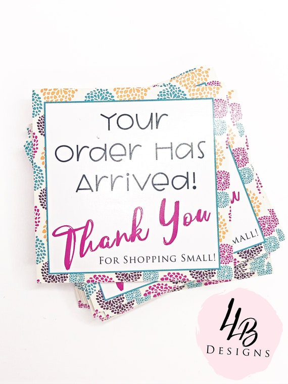 packaging supplies customer thank you sticker etsy branding review sticker square packaging seal 2 Please Leave a Review stickers