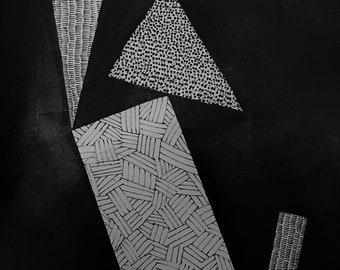 Black & White - II