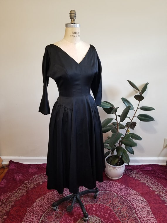 Sultry Little Black Dress