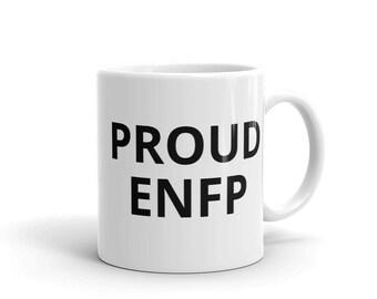Proud ENFP Coffee Mug