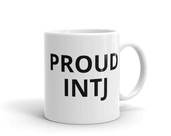 Proud INTJ Coffee Mug