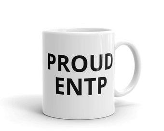 Proud ENTP Coffee Mug