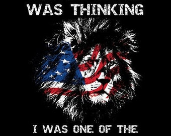Your First Mistake Was Thinking I Was One Of The Sheep Lion Shirt
