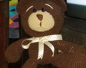 Hand made squishy teddy