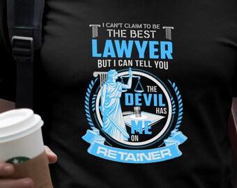 Funny Lawyer shirt, Lawyer tshirt, Lawyer gift, Lawyer, Lawyers, Lawyer gifts, Best Lawyer