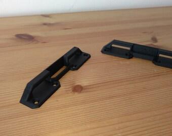 Bosch l-boxx slimline clamp 1 pair