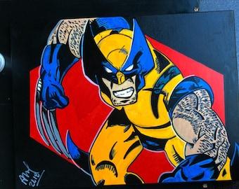 Wolverine Fan art