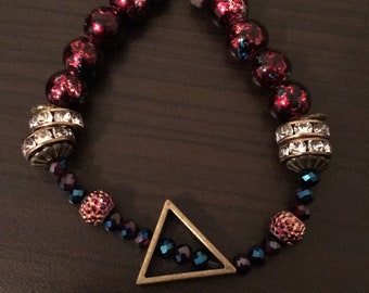 Purple Peace Bracelet