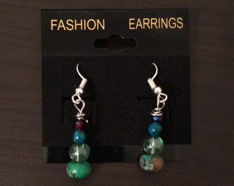 Meditated Balance Earrings
