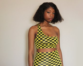 Checkmate Two Piece Yellow