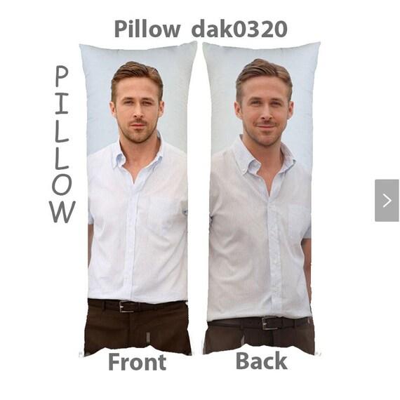 Ricky Martin Dakimakura Full Body Pillow case Pillowcase Cover