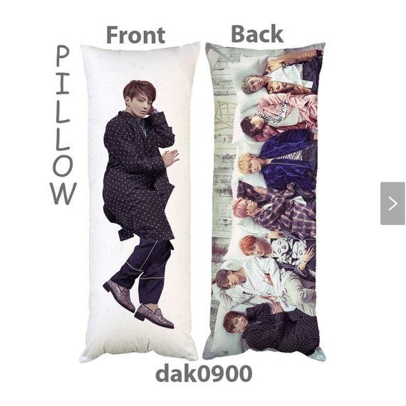 BTS KPOP Pillow Taehyung Namjoon