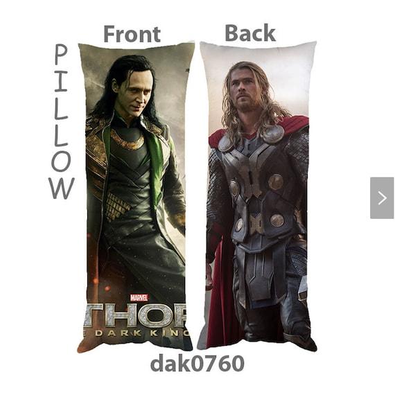 Iron Man Dakimakura hugging pillow case