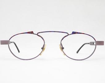 Freestyle by Argenta 72 E Glasses, Vintage Eyeglass Frame, Vintage Eyeframe, Vintage Glasses, Glasses Women's Men's 90s, Steampunk Trend