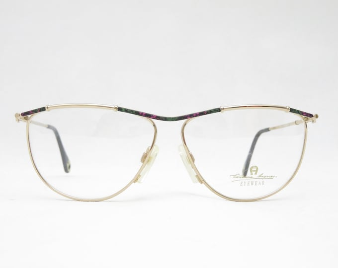 ETIENNE AIGNER Glasses Mod. EA45, Made in Germany, Vintage Eyeglass Frame from the 90s, Vintage Eyeglass Frame, Gift for Women