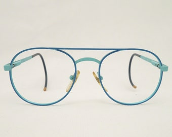 Vintage GD Optics Aviator Kids Glasses, 80s Eyewear Frame, Kids Glasses, Occhiali, Lunettes, Gafas, Gift for Kids