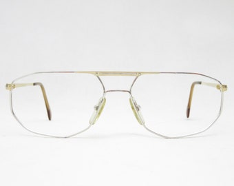 Dushan by YABI SPIRIT, Made in West Germany, Vintage Glasses, Vintage Eyeglass Frame, Vintage Eyeglass Frame, Gift for Partner, Dad