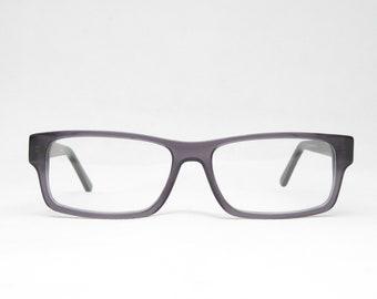Grey Plastic Glasses for Men and Women, Gift for Men, Glide Glasses, Sunglasses, Retro 70s 80s, Trend, Rectangular