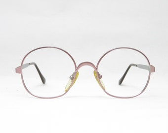EUROSTYLE mod. BIANCA, Great kids eyewear frame, girls glasses in pink, small vintage glasses from the 80s, gift for kids