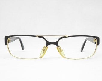 VISAVIS by STÖHR vintage eyewear rack, mod. 3006, vintage glasses for men, gift for partner, brother or dad, angular glasses, trend