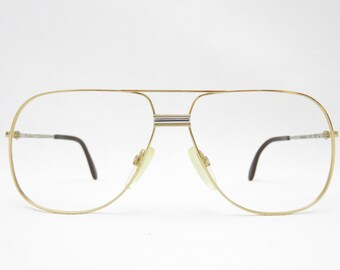 Eyewear for men RODENSTOCK MR. R glasses frame men aviator frames aviator glasses eyeglasses bifocal glasses Vintage Men's 70s Germany