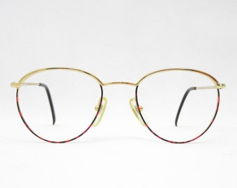 Vintage Glasses SUNJET by CARRERA 5278, Glasses Socket from the 80s, Made in Italy, Glasses 80s Ladies, Gift for Women, Trend