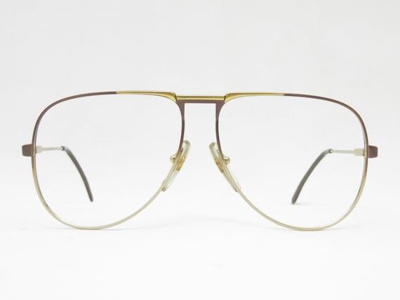 27c78de7a73 Mel 217 pilot glasses vintage eyeglass frame vintage
