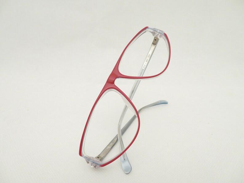 Glasses Vintage Atrio Women's Eyewear Frame 80s Original Vintage / glasses frame women accessories gift for women Trend unique eyewear Trend