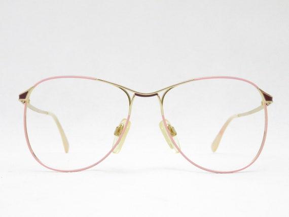 NIGURA Dusseldorf glasses, vintage frames, vintage