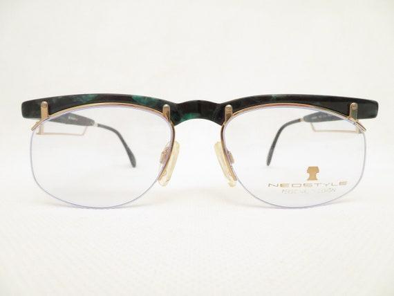 f553ee08b6 Vintage NEOSTYLE mondial 750 ladies eyeglass frame glasses