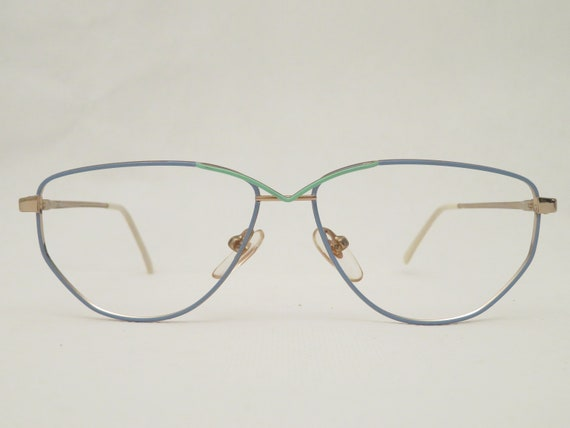 5b1265ae2dd Glasses vintage LICEFA Record ladies glasses frame 80s Glasses
