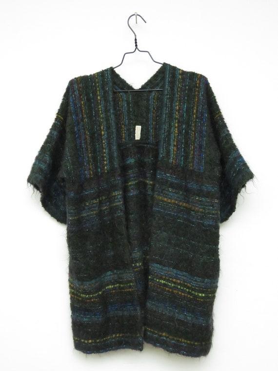 LARUELLE Francaise Vintage Jacket Handwoven Handma