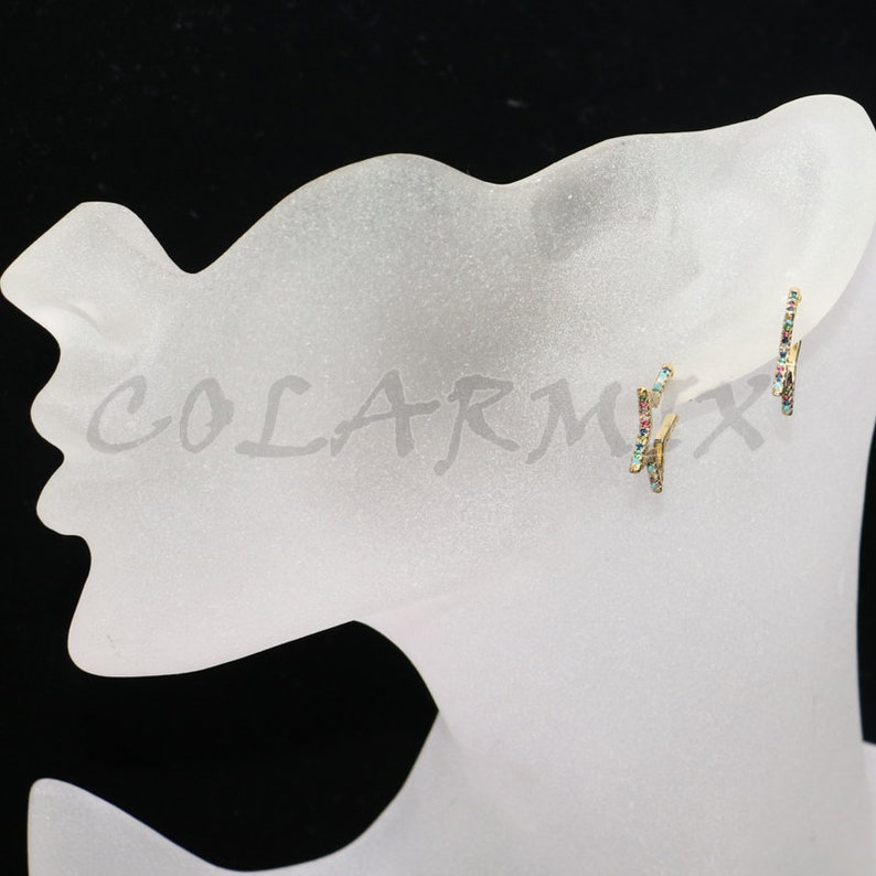 510 pairs Star earrings,stud earrings,star stud earrings,summer colors crystal earrings tiny round jewels accessories for women 5552