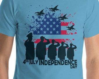 4th july independence day T-Shirt