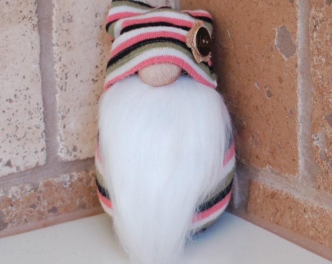 Striped Gnome - Sage