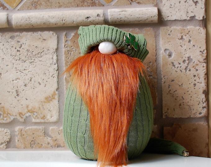Green Shamrock Gnome - Rohan